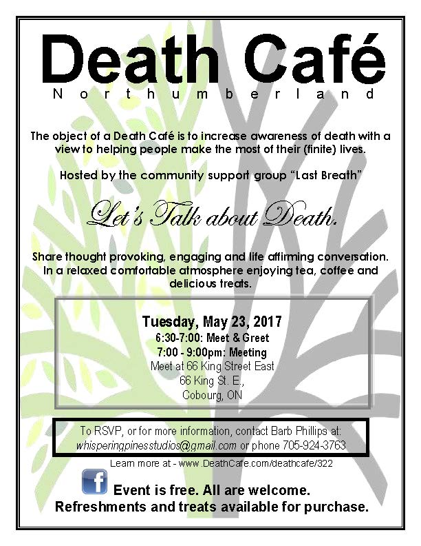 Death Cafe Northumberland