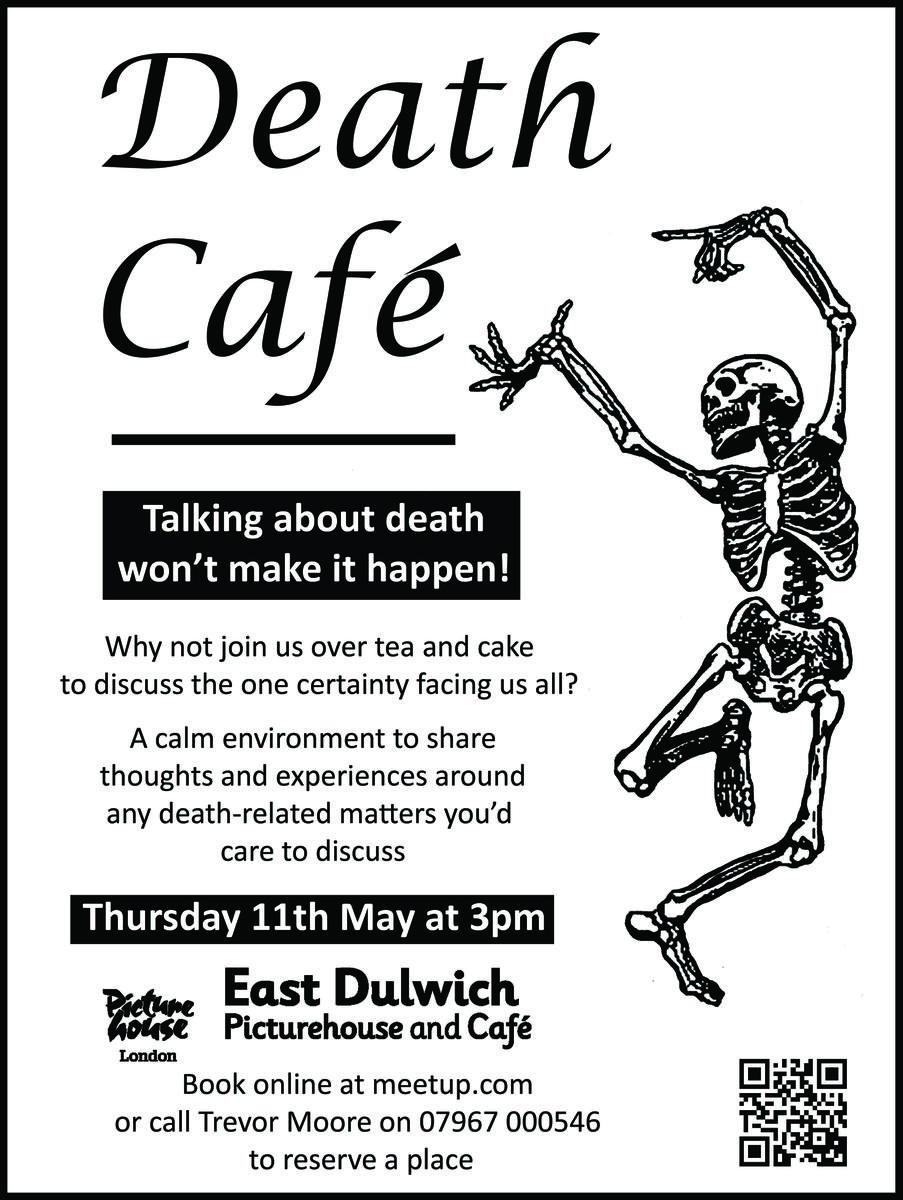 East Dulwich Death Cafe