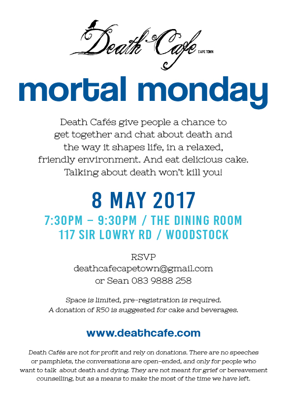 Death Cafe Cape Town