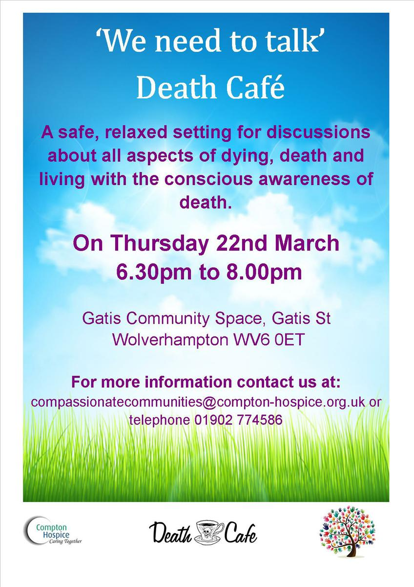 Wolverhampton Death Cafe