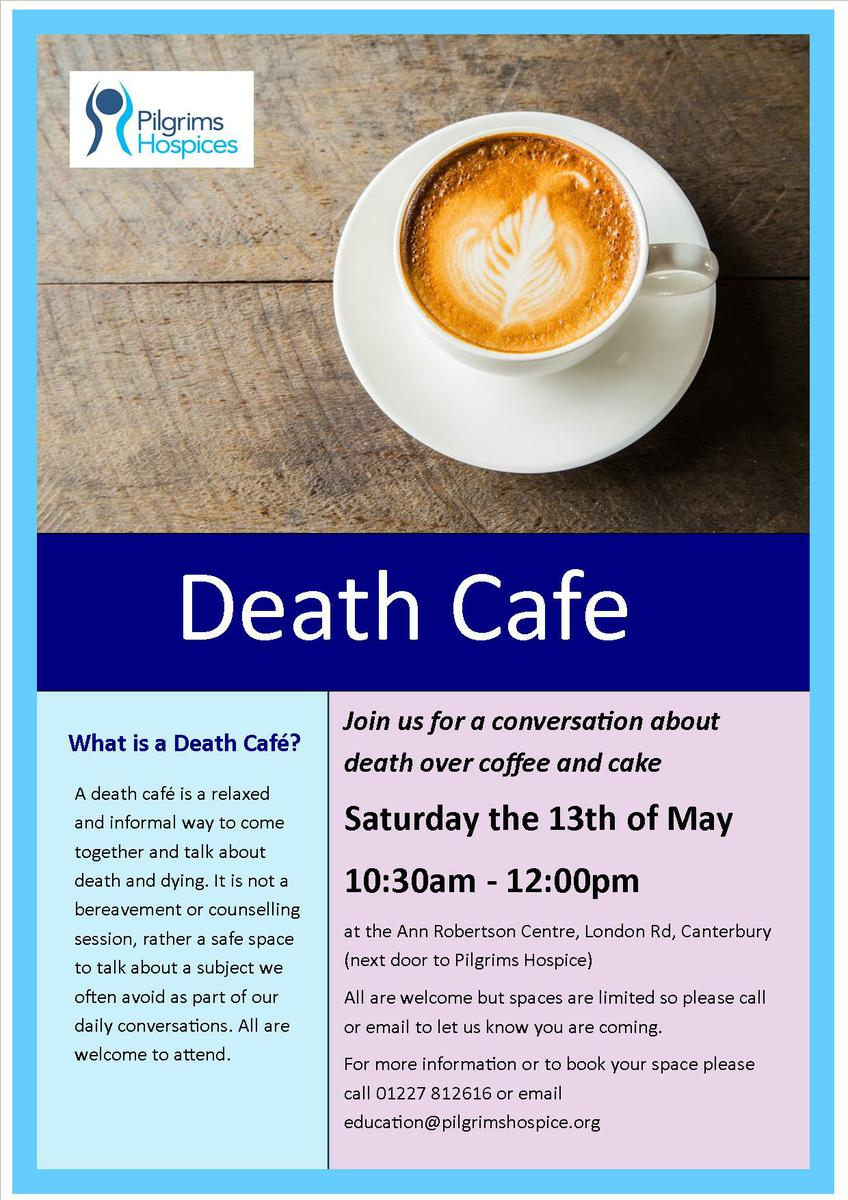Death Cafe in Canterbury