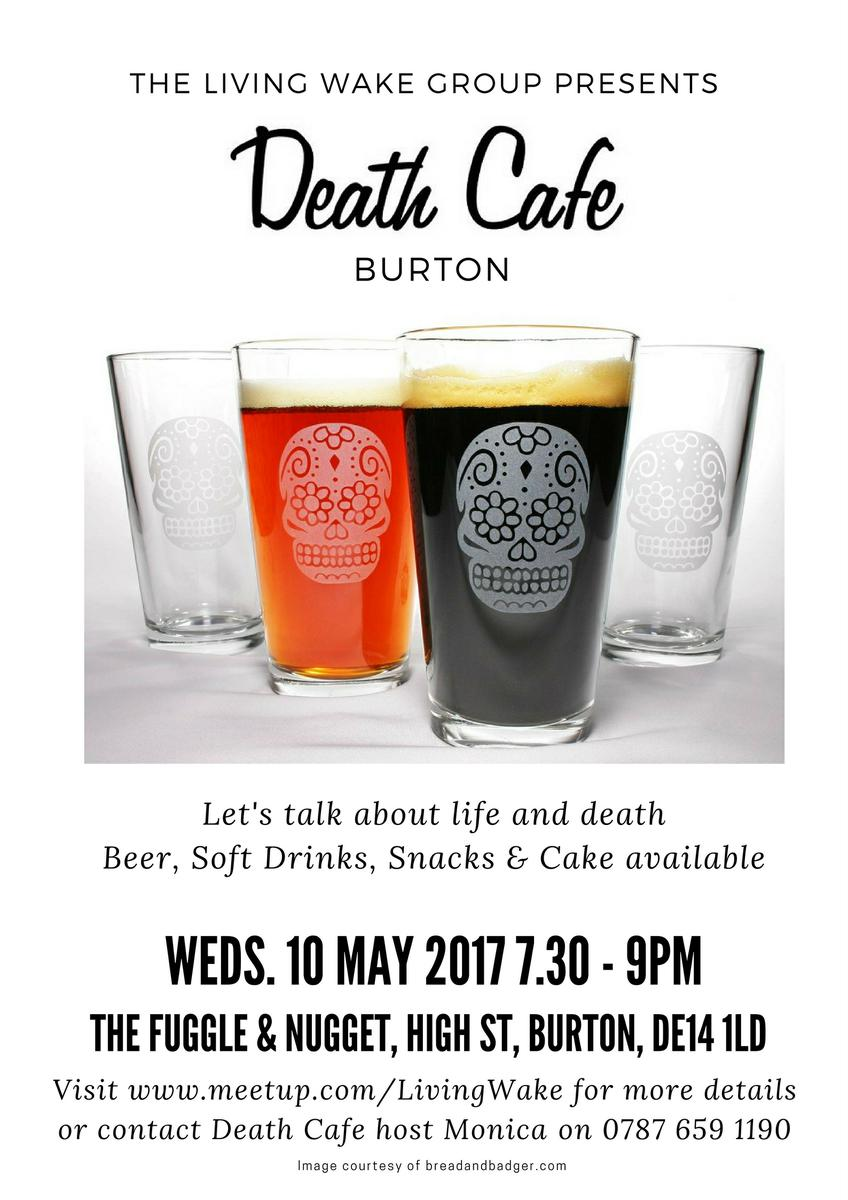 Death Cafe Burton