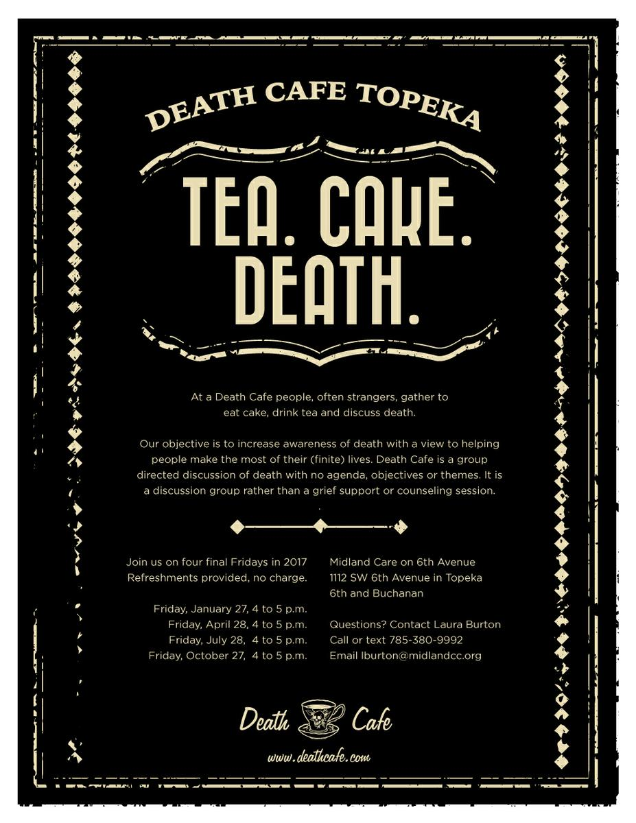 Death Cafe Topeka