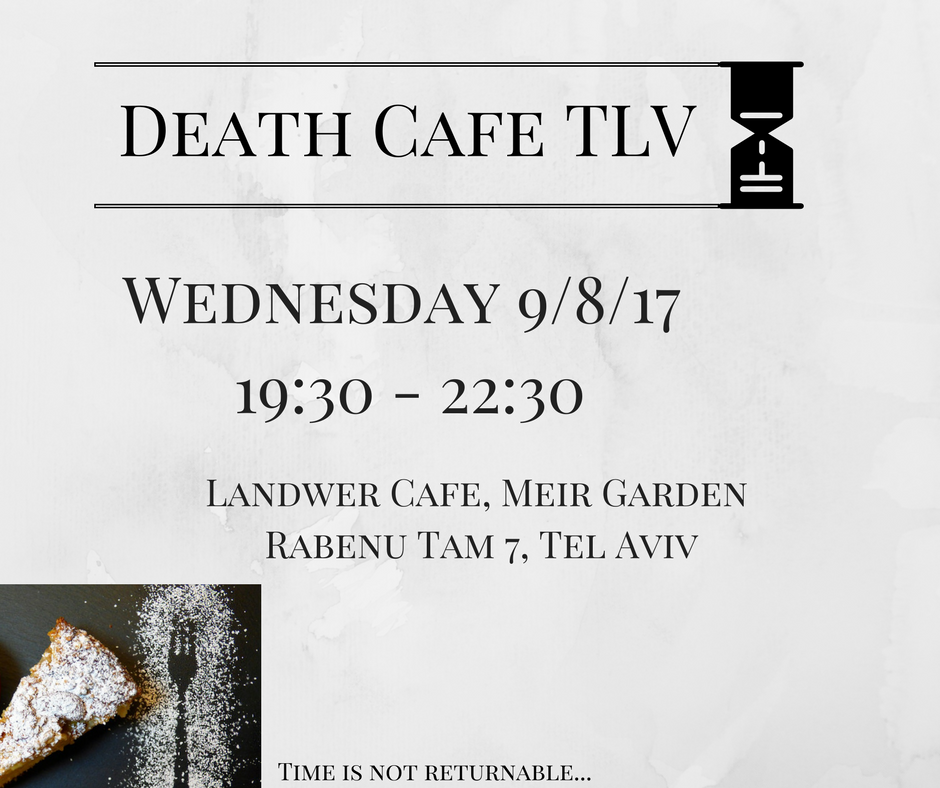 Death Cafe TLV # 3