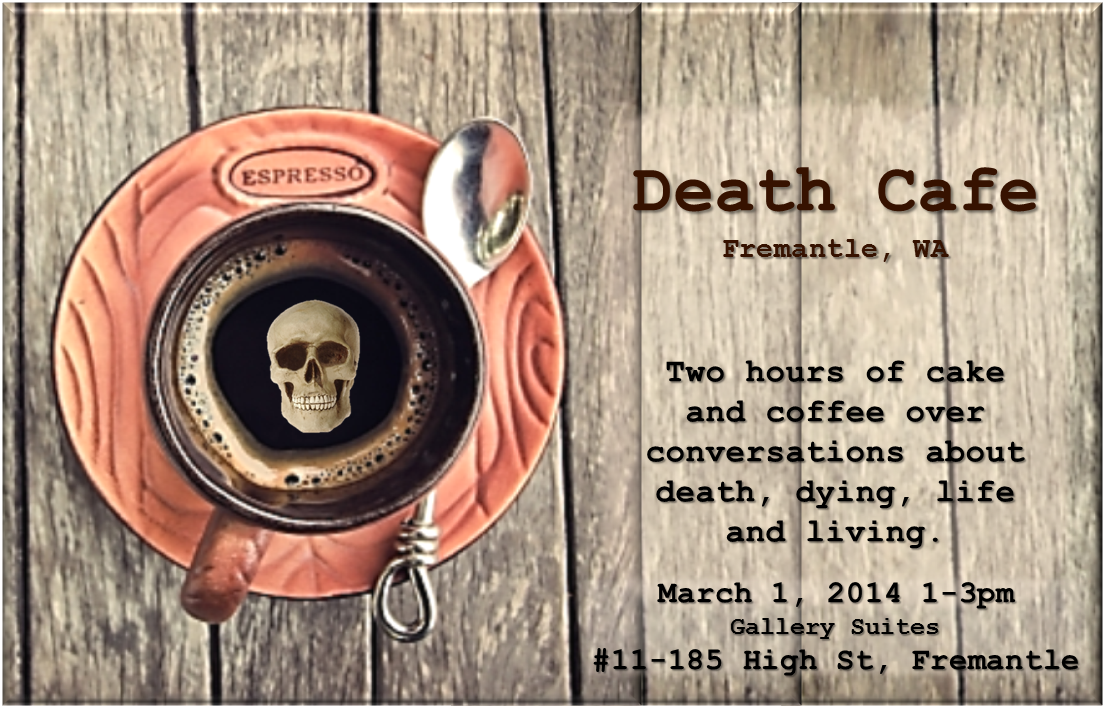 Death Cafe - Fremantle, WA