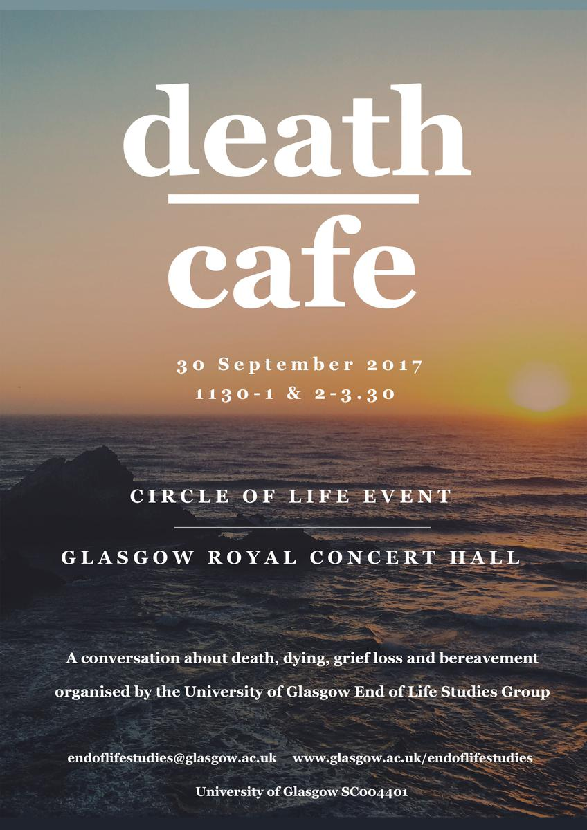 Death Cafe Glasgow