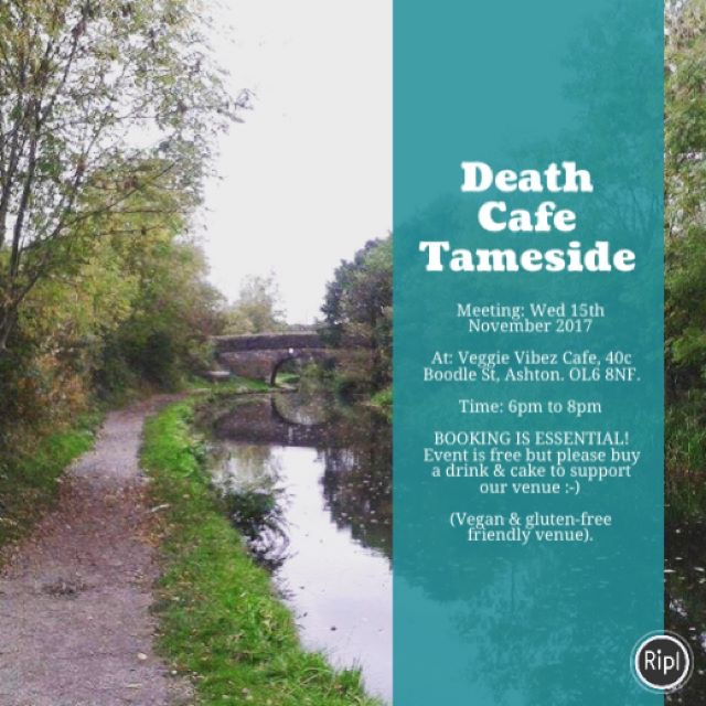 Death Cafe Tameside