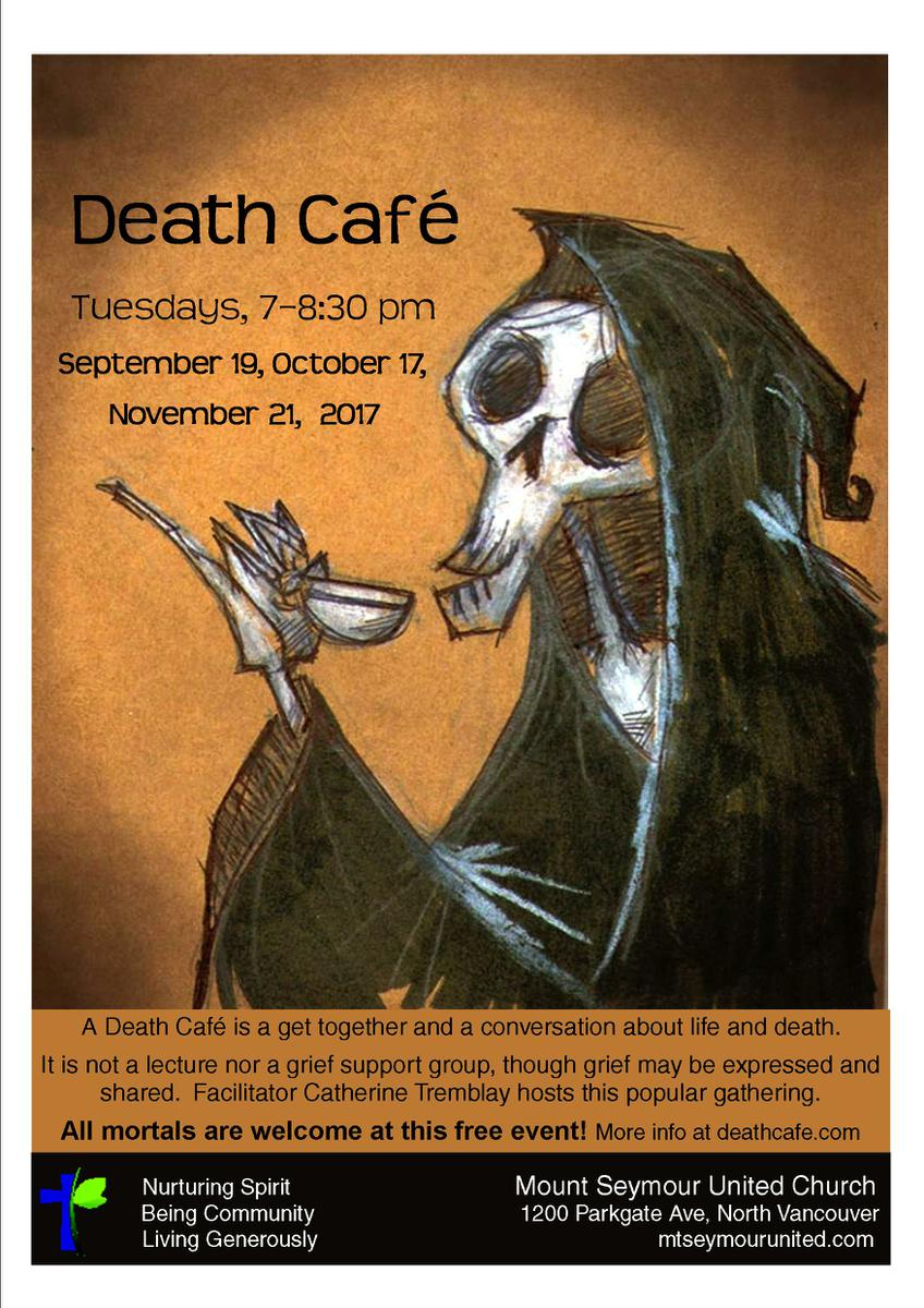 North Vancouver Death Cafe