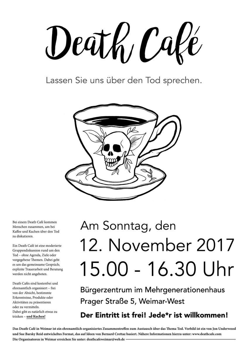 Death Cafe Weimar