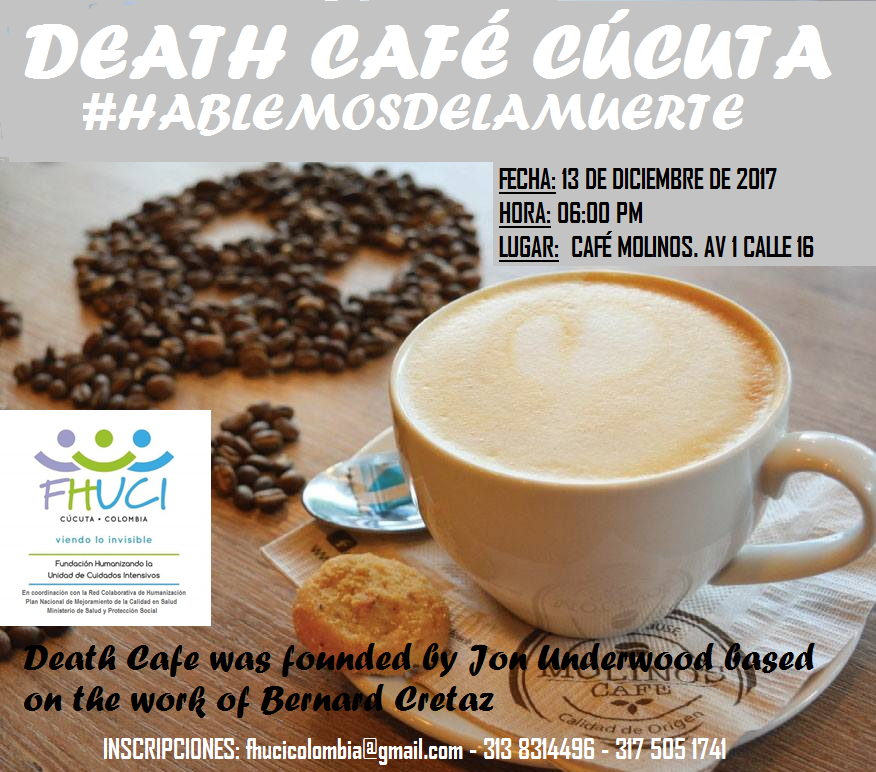 Death Cafe CÚCUTA (COLOMBIA)