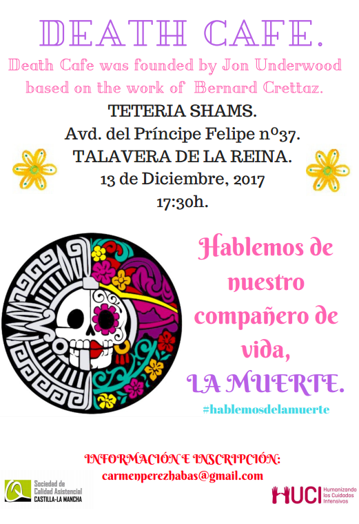 Death Cafe TALAVERA (SPAIN)