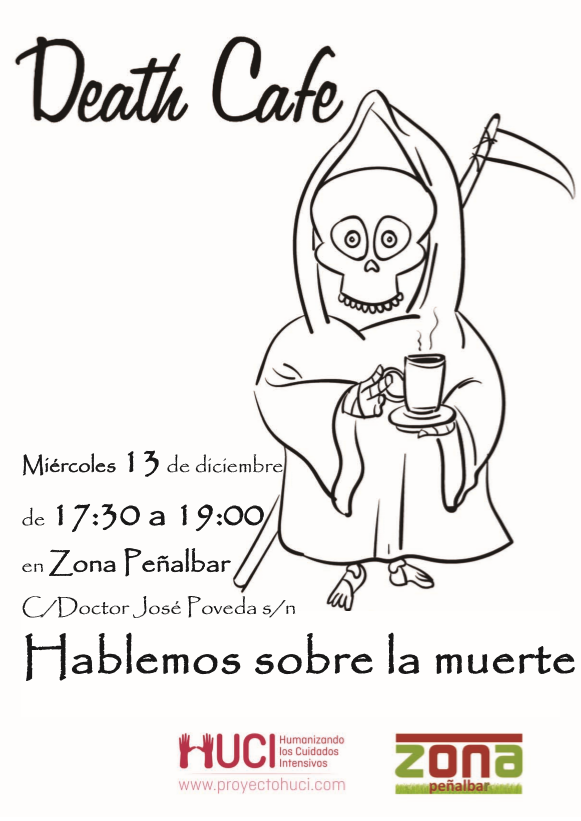 Death Cafe VILLALBA (SPAIN)