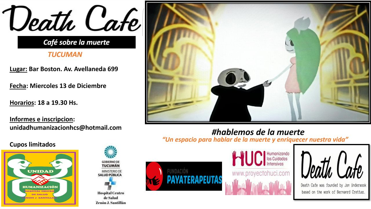 Death Cafe TUCUMAN