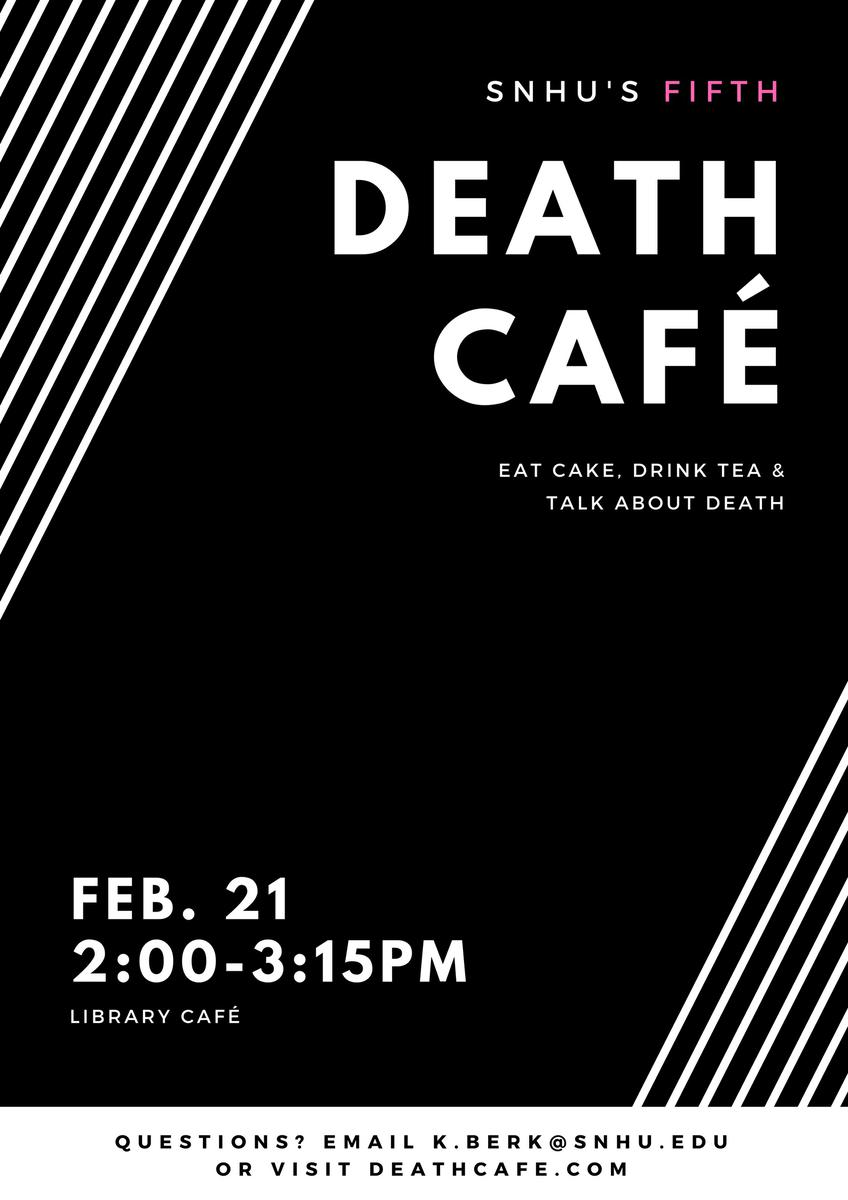SNHU's Death Cafe