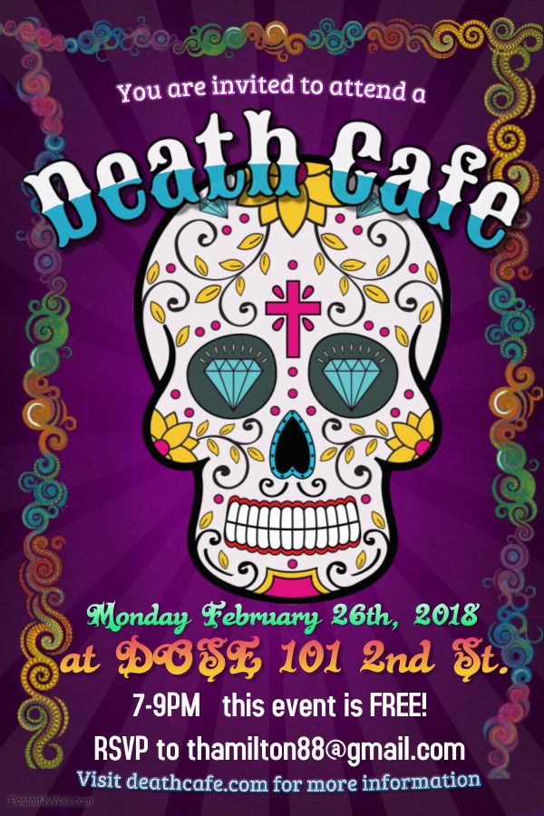 February Death Cafe