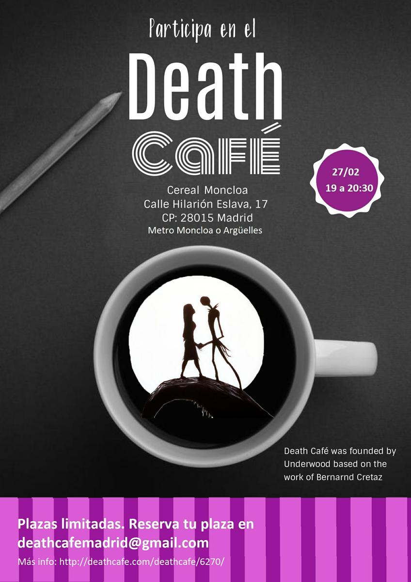 Death Cafe Madrid