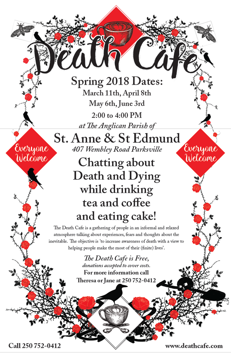 Parksville Death Cafe