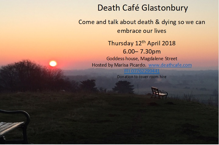 Death Cafe Glastonbury