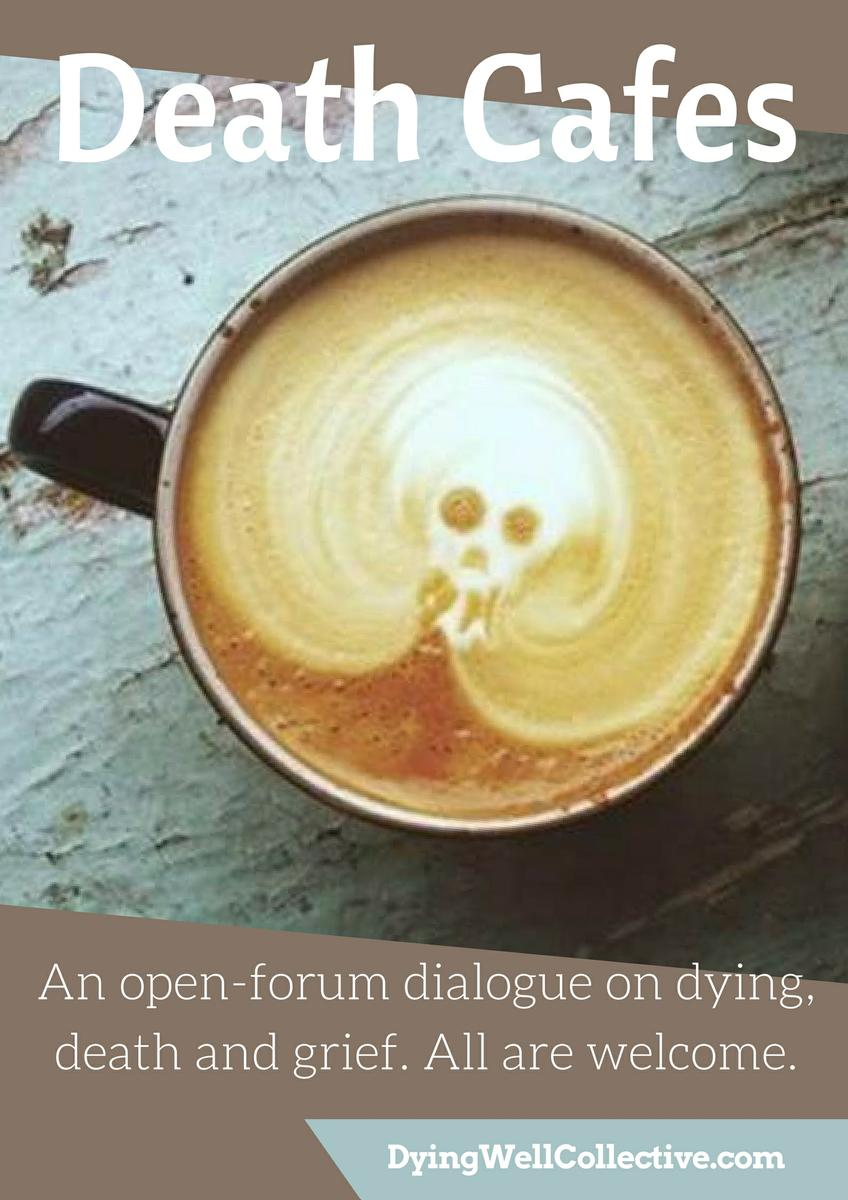 Monthly Death Cafe in Downtown Toronto