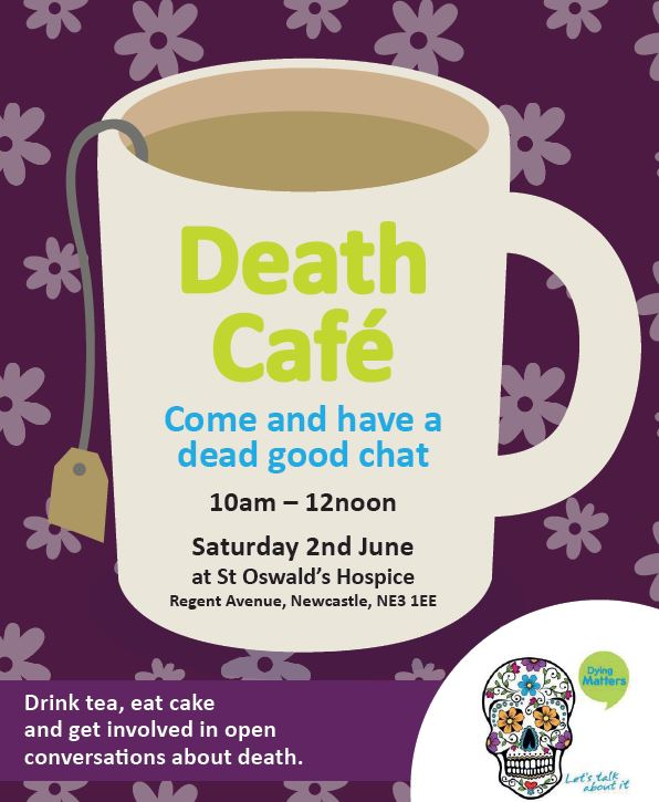Death Cafe Newcastle  upon Tyne