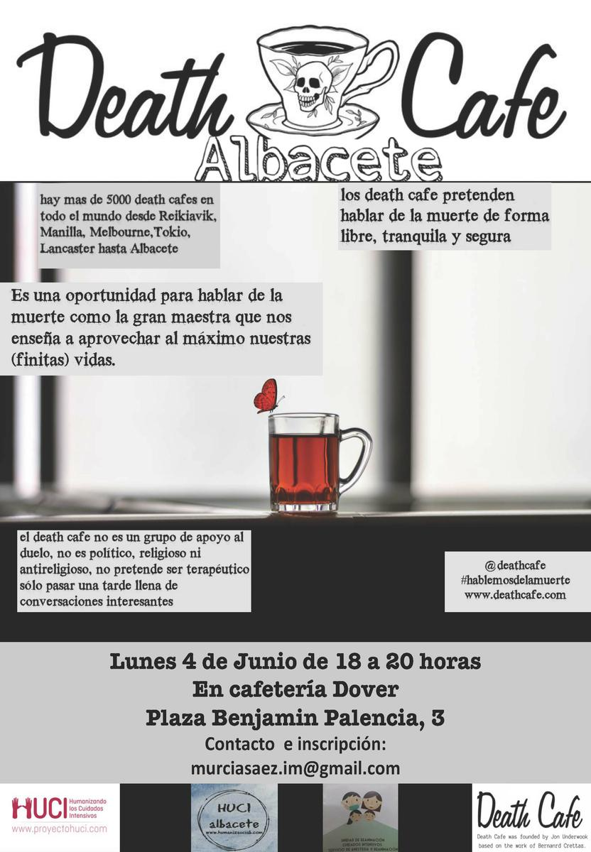 Death Cafe en Albacete
