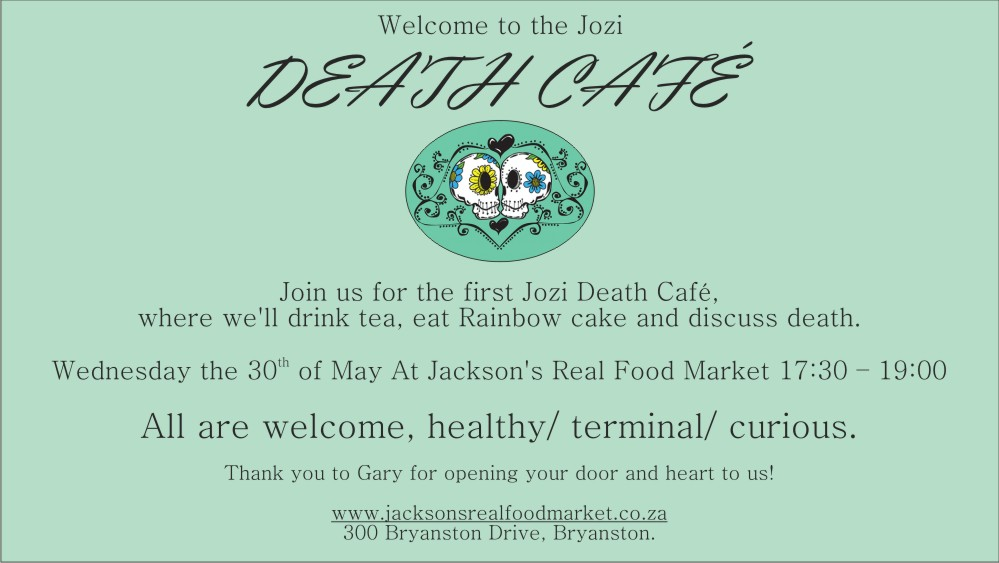 The Jozi Death Cafe