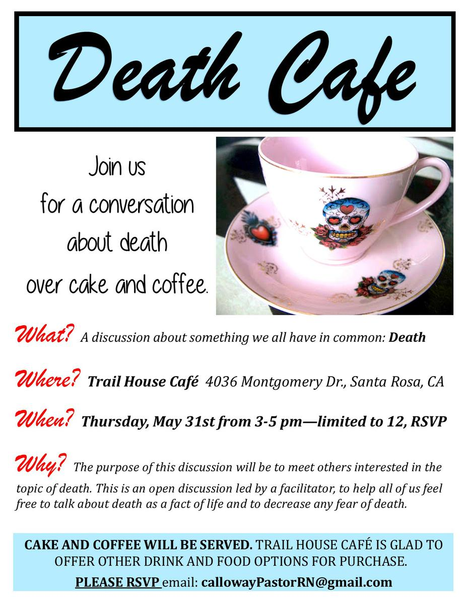 Trail House Death Cafe