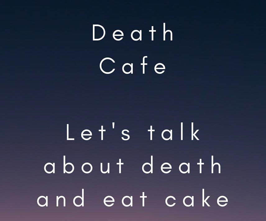 Death Cafe - Redwood City
