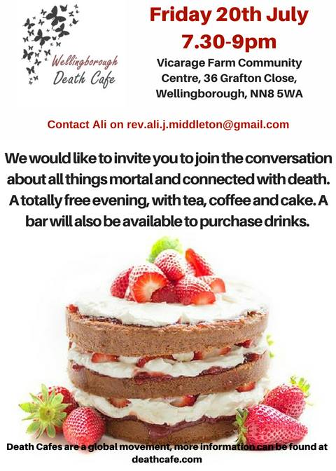 Wellingborough Death Cafe
