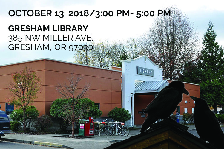 Death Cafe at Gresham Library