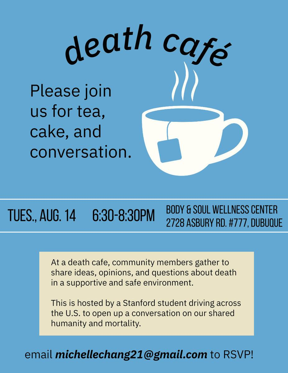 Dubuque Death Cafe