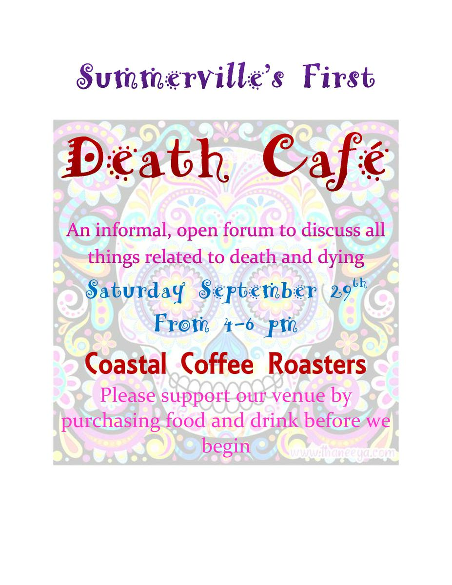 Summerville's First Death Cafe