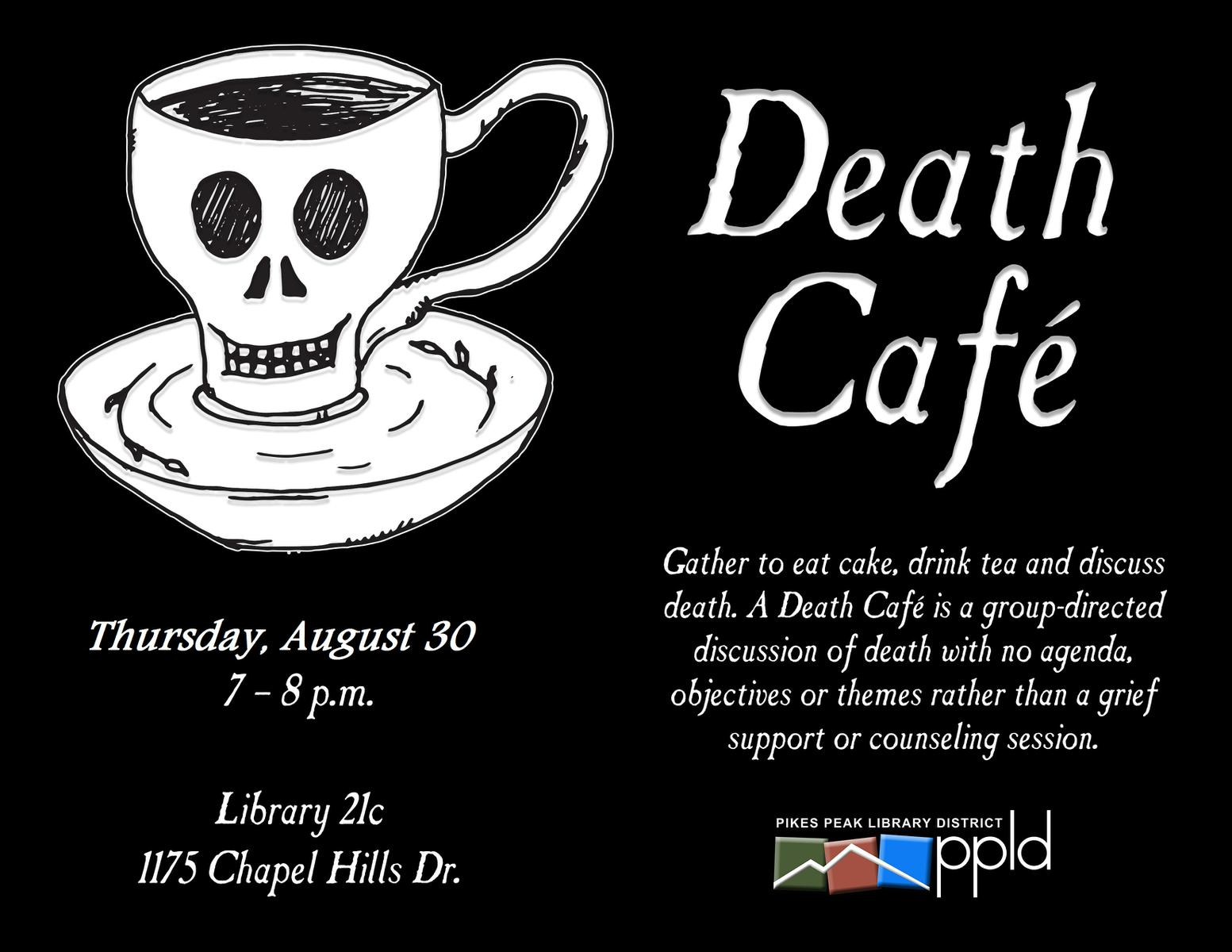 PPLD Death Cafe