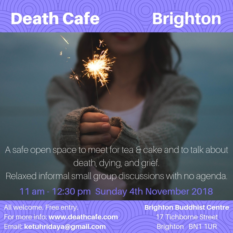 Brighton Death Cafe