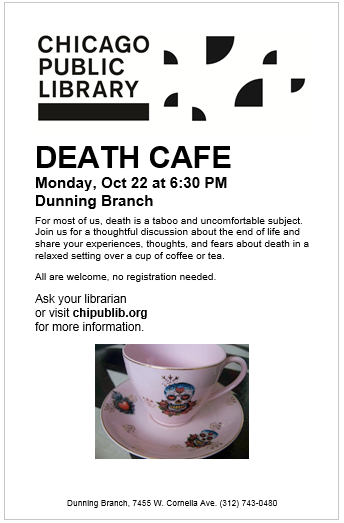 Death Cafe Dunning