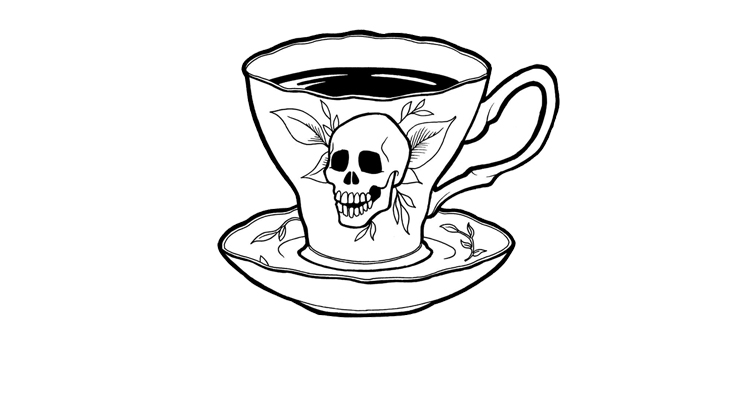 Death Cafe: DC/Takoma Park at Rhizome - Snow alert! This event IS HAPPENING TONIGHT.