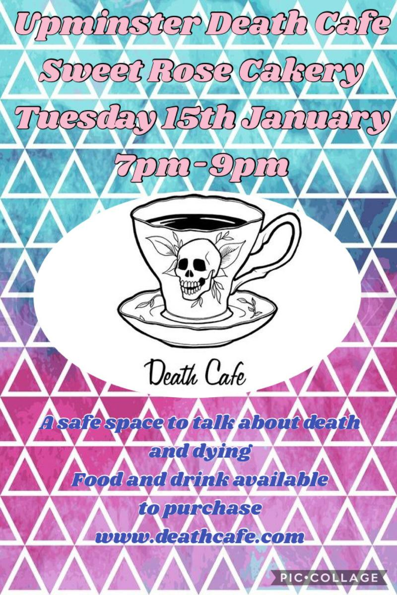 Upminster Death Cafe