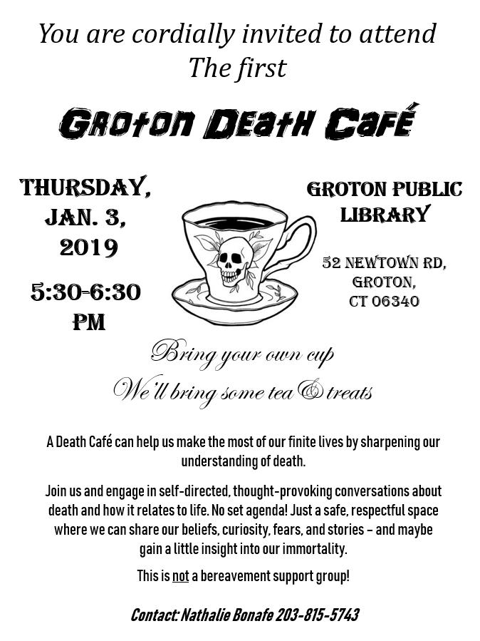 Groton Death Cafe
