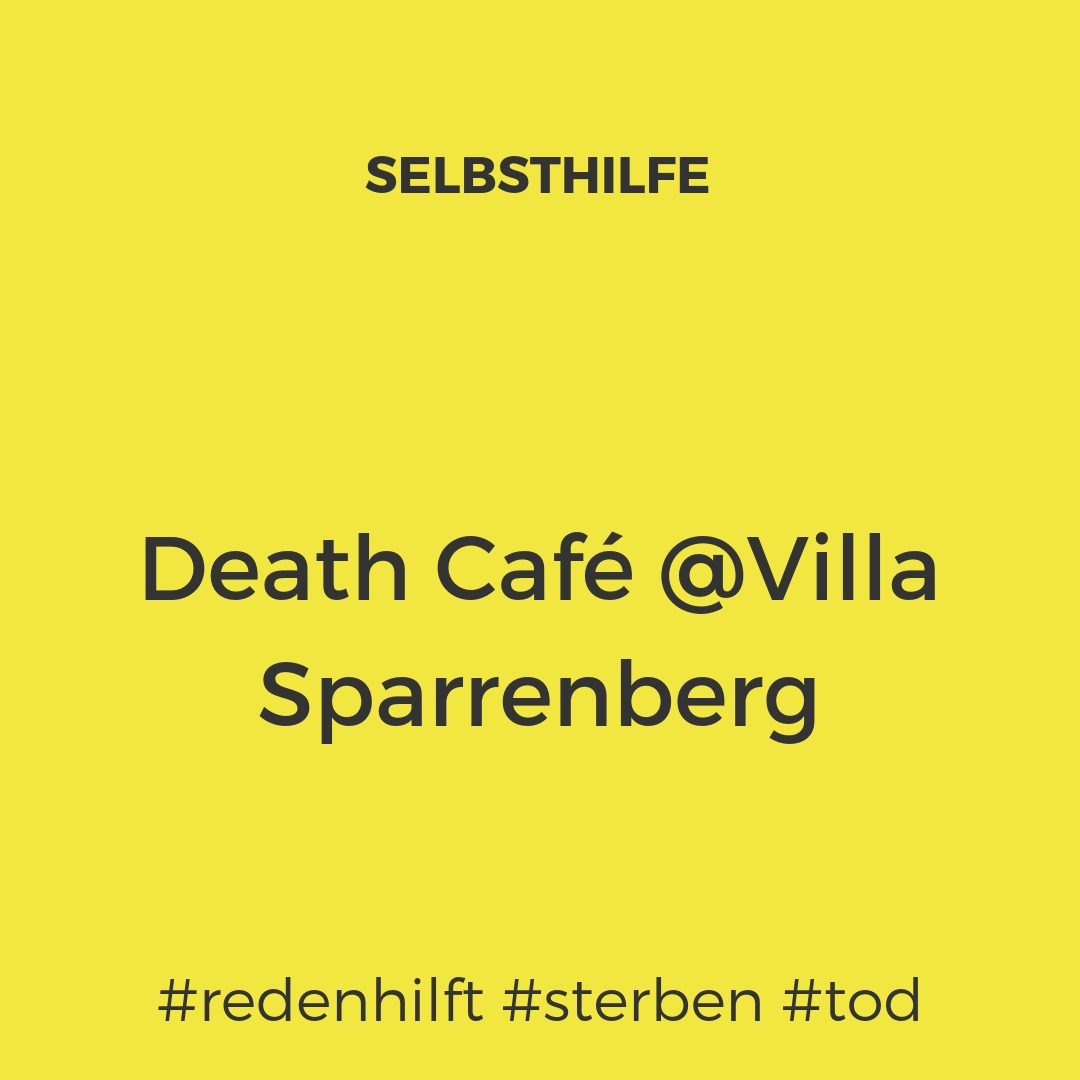 Death Cafe @Villa Sparrenberg