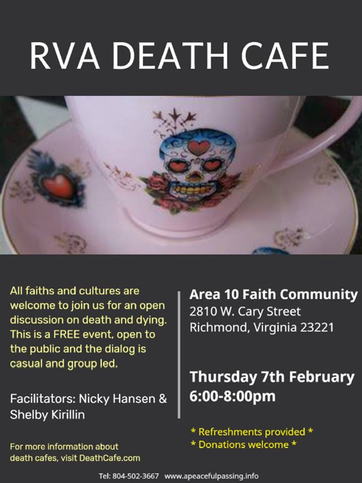 RVA Death Cafe