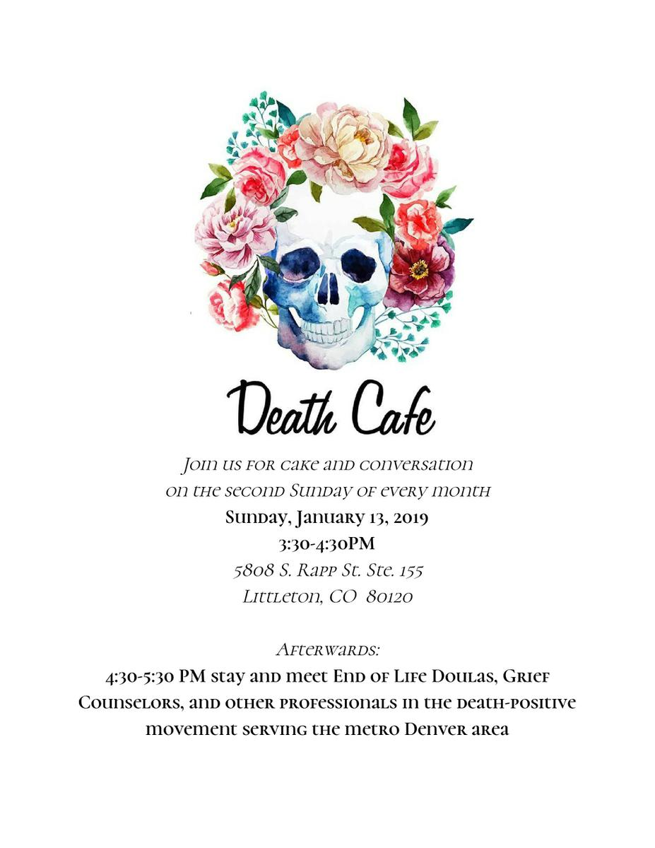 Littleton Death Cafe PLUS