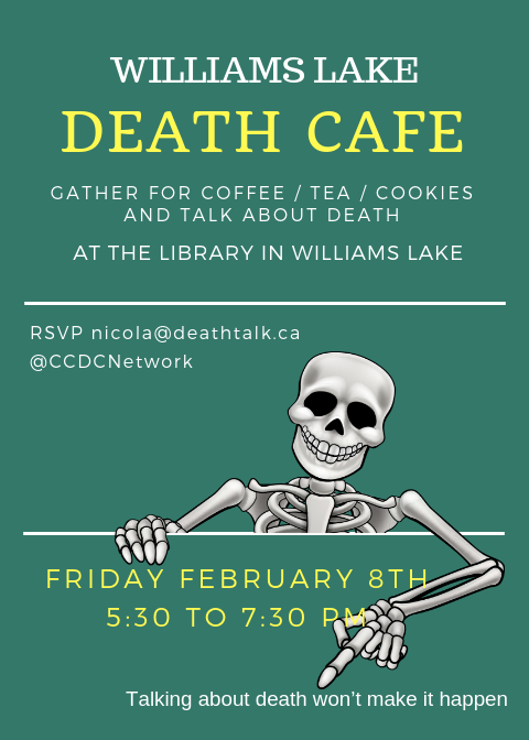 Williams Lake Death Cafe
