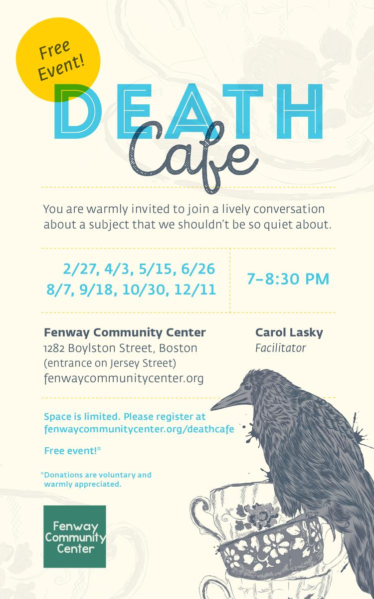 Death Cafe in Boston