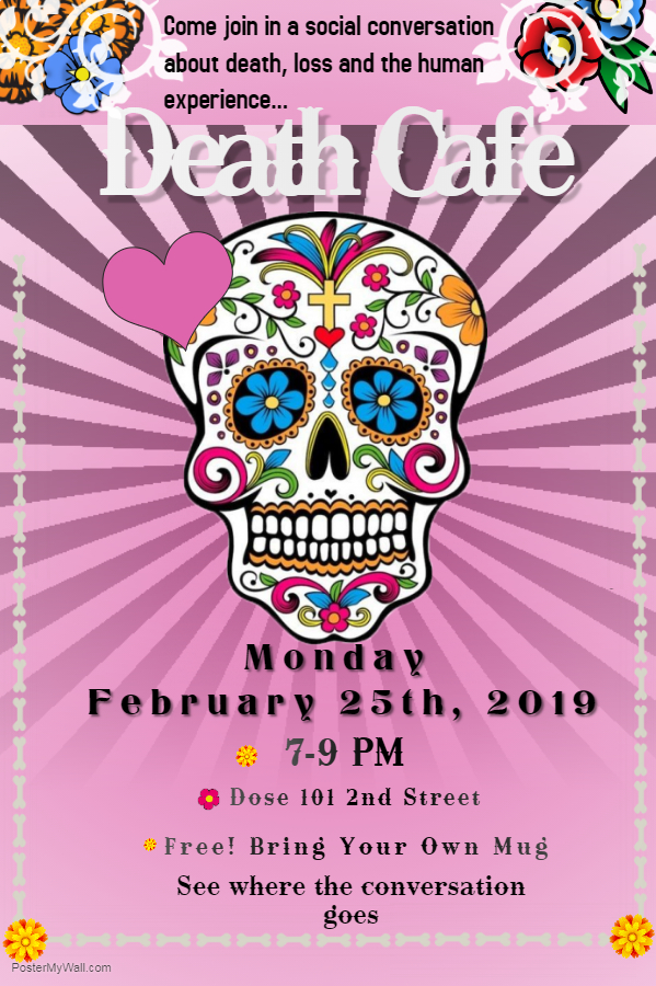 February Death Cafe Revelstoke