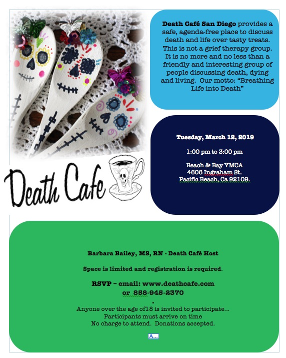 San Diego Death Cafe