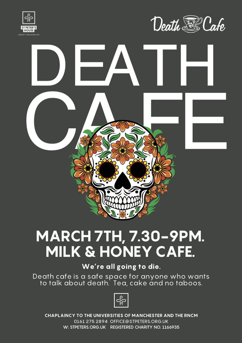 Death Cafe Manchester