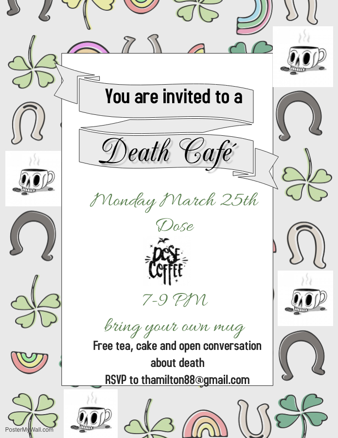 March Death Cafe Revelstoke
