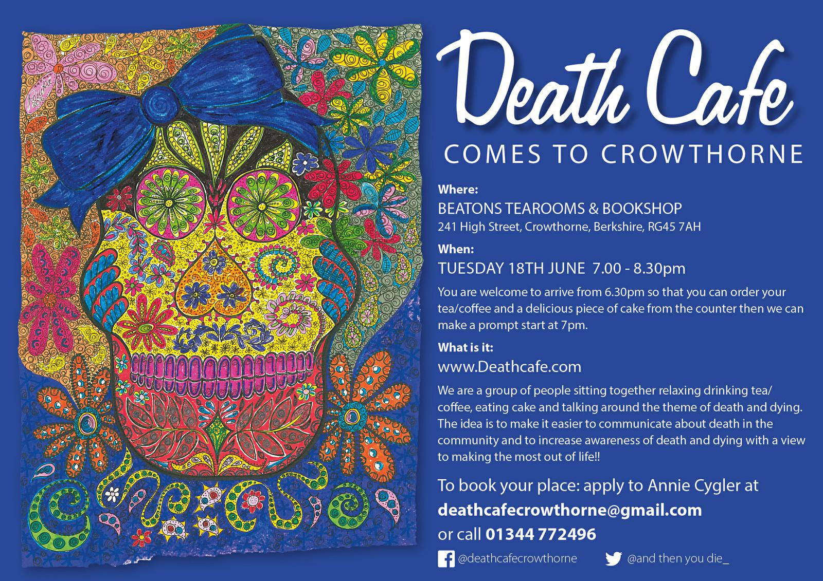 Death Cafe Crowthorne