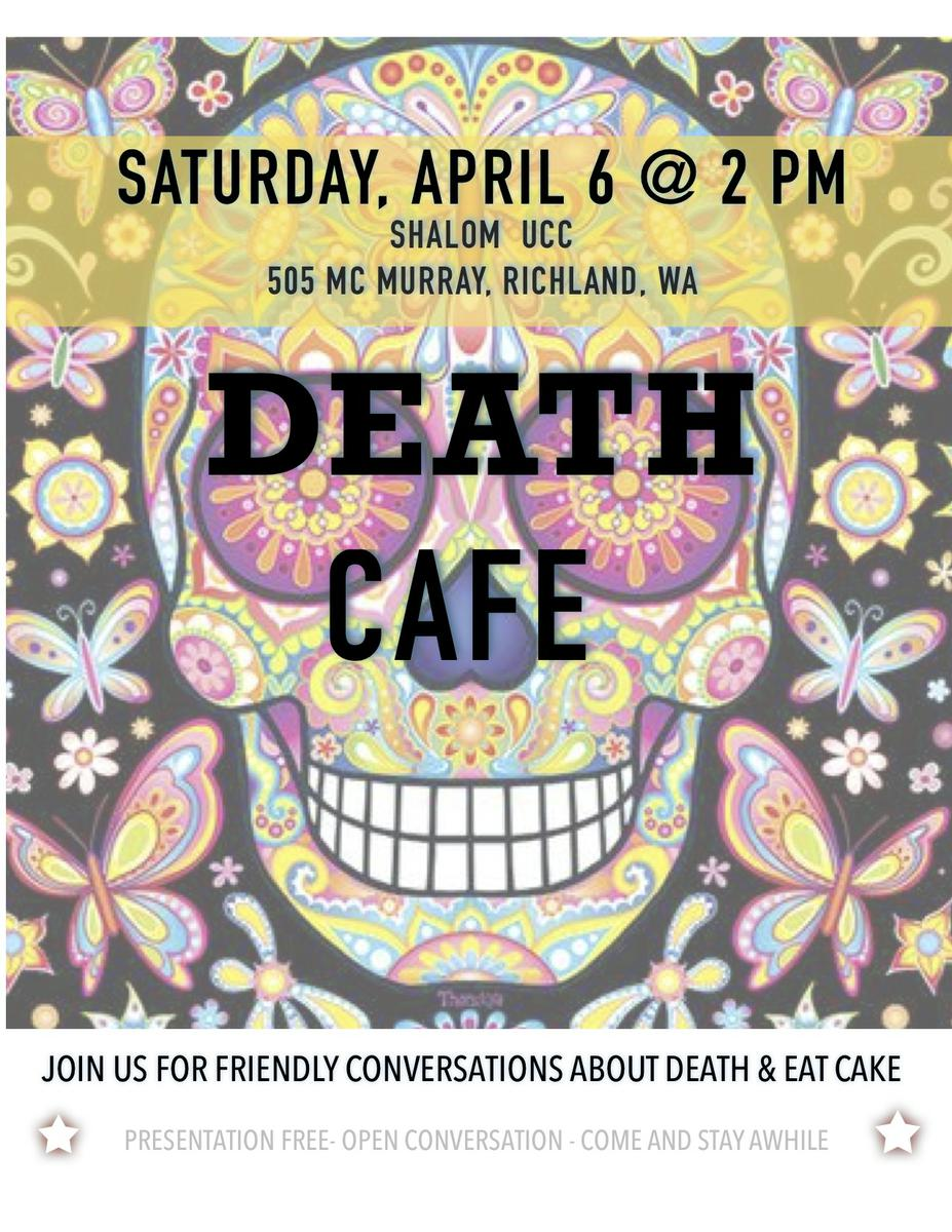 Death Cafe Richland, WA, USA