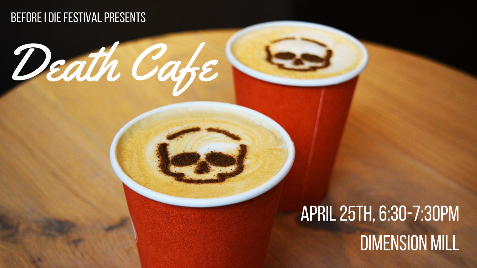 Death Cafe: Before I Die Festival Bloomington